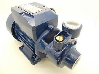 CENTRIFUGAL Electric Water Pump Pool Garden 30ft Lift Heavy Duty Pump