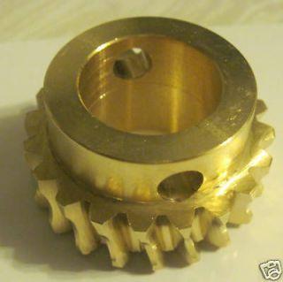 Ariens Snowblower worm gear ST824 924050 52402600 Auger 524026 924082