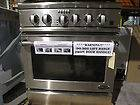 DCS RDT305L 30 Stainless Steel Freestanding Dual Fuel Gas Range