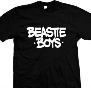 BEASTIE BOYS Vintage Retro Hip Hop/Rap T Shirt S,M,L,XL