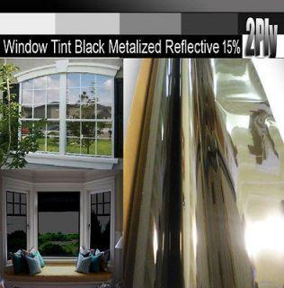 Window tint film high performance 2 ply 30 x 50 feet 5 dark for 2 ply window tint film