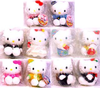 MCDONALD WISHES OF LOVE HELLO KITTY DEAR DANIEL PLUSH