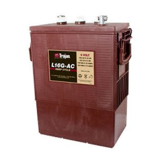 Trojan L16G AC 6V 390Ah Lead Acid Deep Cycle Battery Fast Ship