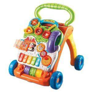 Vtech Sit To Stand Activity Educational Learning Walker Baby Toy