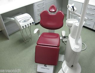 COMPACTchair 1058 G Dental Examination Chair Dentist +Delivery Unit