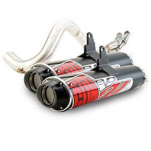 Wildcat 1000i H.O. Big Gun Exhaust Dual Exhaust Pipe Muffler System