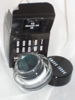 Bobbi Brown Long Wear Gel Eye Liner Black Ink Brand New