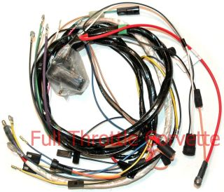 1974 Corvette Engine Wiring Harness Manual Big Block