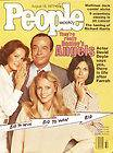 CHARLIES ANGELS People Mag Aug 1977 Jaclyn Smith Cheryl Ladd & Kate
