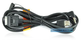 PIONEER CD IU200V IPOD INTERFACE CABLE ADAPTER FOR THE AVH P4200DVD