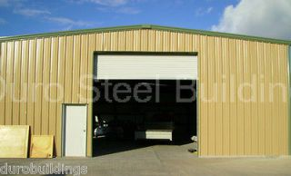 Steel 60x60x14 Metal Building Factory DiRECT New Prefab Garage Shop