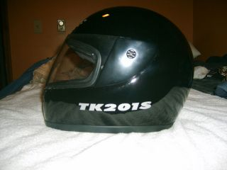 KBC MOTORCYCLE HELMET FULL FACE WITH SHIELD