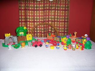 fisher price musical animals toy