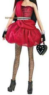 Barbie Stardoll Fallen Angel Goth Punk Fashion Outfit Clothes