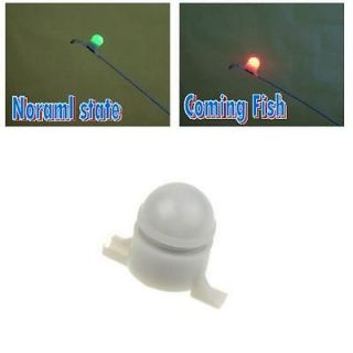 Coarse Fishing LED Rod Tip Night Light Strike Alert Glow Bite Alarm