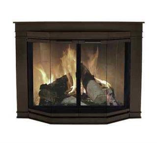 pleasant hearth fireplace doors in Fireplace Screens & Doors