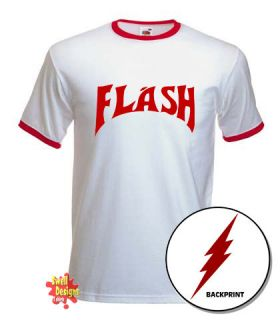 FLASH GORDON freddie mercury retro cult queen T shirt All Sizes