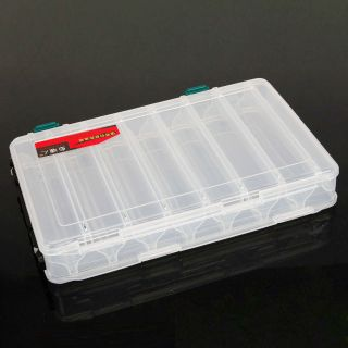 High Quality Fly Fishing Fish lure HOOK Bait tackle box case 16