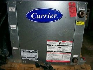 NEW CARRIER Aquazone GEOTHERMAL HEAT PUMP 2.5 Ton AC Unit Horizontal
