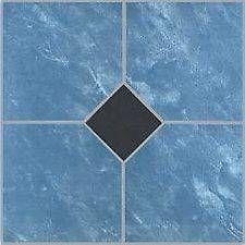 Vinyl Floor Self Adhesive Floor Tile 12 X 12 30 Pieces Floors Home