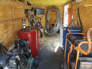 spray foam machine rental