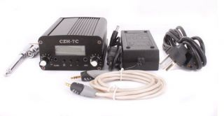 CZH 7C Low Power Stereo PLL FM Radio Broadcast Station Transmitter Kit