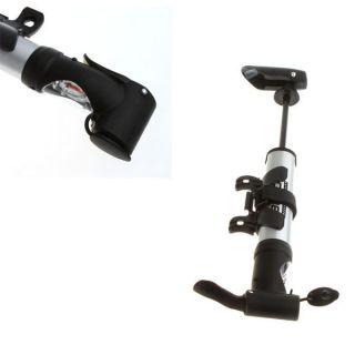Serfas FP 35 Floor Pump 160 PSI Oversize Gauge Air Pumping Ball Bike