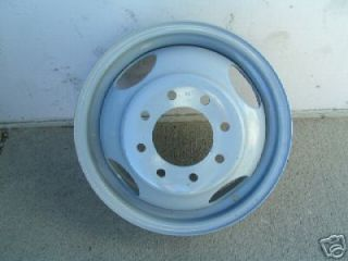 16 Ford F350 Dually Pickup Steel Rim Wheel 99 04