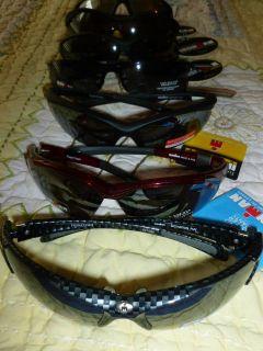 Foster Grant IronMan Sport Wrap Sunglasses AR Coating100 %UAV UVB