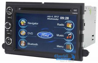 2005~12 Ford F250 In dash GPS Navigation DVD CD Radio  iPod