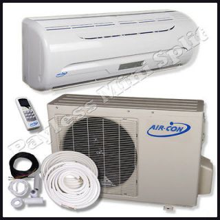 Mini Split Air Conditioner & Heat Pump Air Con 12,000 btu AC Unit