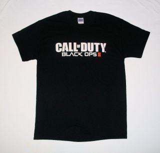 New Call of Duty Black Ops 2 t shirt COD BO II gamer tee sizes S 5X