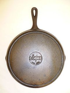 Genuine LODGE 83K 10.5 CAST IRON Skillet / Frying Pan