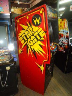Complete Dedicated Williams Stargate Defender 2 Video Arcade Game