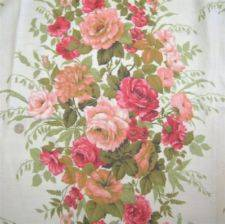 french country fabric in Linens & Textiles (1930 Now)