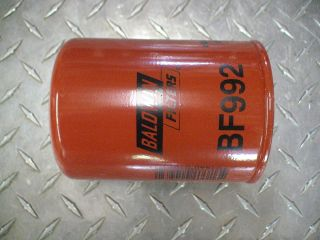 BALDWIN BF992 SECONDARY FUEL FILTER Thermo King Refrigeration Units