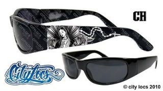 Virgin De Guadalupe Chopper Lowrider Gangster OG Thug Sunglasses 419