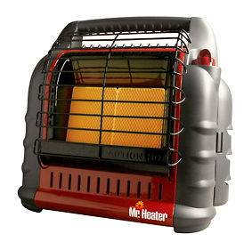 Mr Heater MH18B Big Buddy Portable Propane Heater  18K BTU 18,000