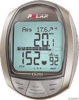 Polar CS200cad, Cycling Heart Rate Monitor
