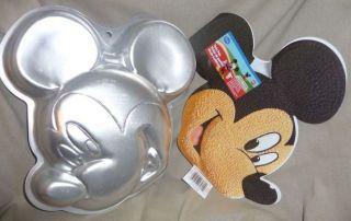 Wilton Disney Mickey Minnie Mouse Clubhouse birthday Cake Pan #2105
