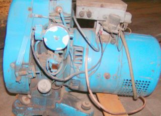 Gas Generator, Used, Selling As Is, For Parts or Repair