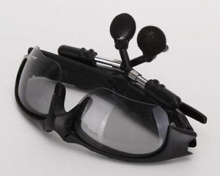2GB Fashionable Headset Sunglasses Sun Glasses WMA Sports  Player
