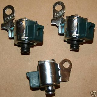 transmission solenoid in Automatic Transmission Parts