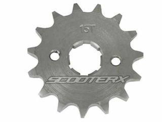 Sprocket 428 chain motorcycle quad four wheeler ATV go kart dune buggy