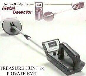 treasure hunter metal detectors in Metal Detectors