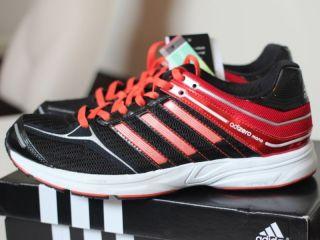 BNIB ADIDAS adizero mana 6 running runners shoes black energy silver