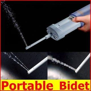 Portable Bidet Handheld Travel Toilet Washlet Handheld Hand spray Seat