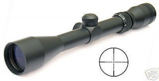 Hammers Hunting Riflescope 3 9X40 w/ Weaver Scope Rings