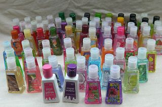 Bath & Body Works Pocketbac ~ U Choose ~ listing #2 ~ Hand Gel