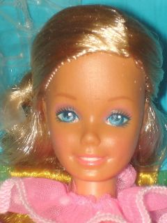HAPPY BIRTHDAY BARBIE Doll 1984 NRFB Mattel